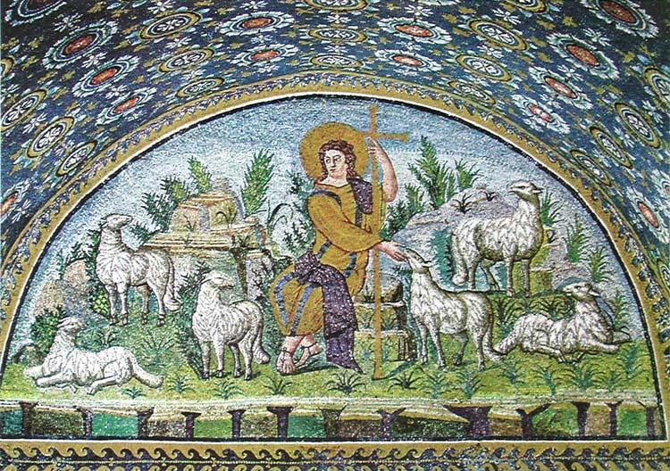 Good Shepherd Ravenna