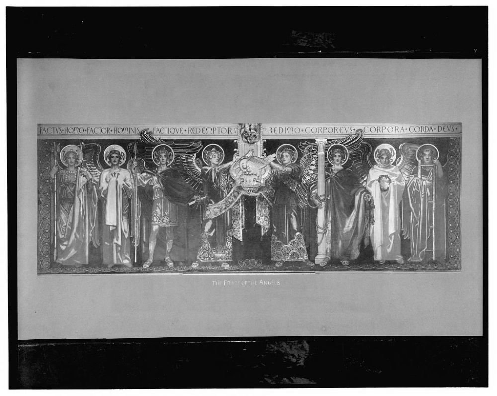 Frieze of the Angels