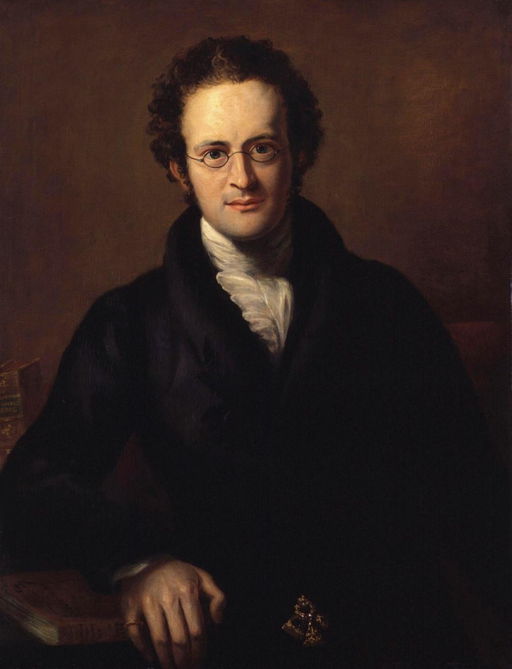 John Bowring Portrait