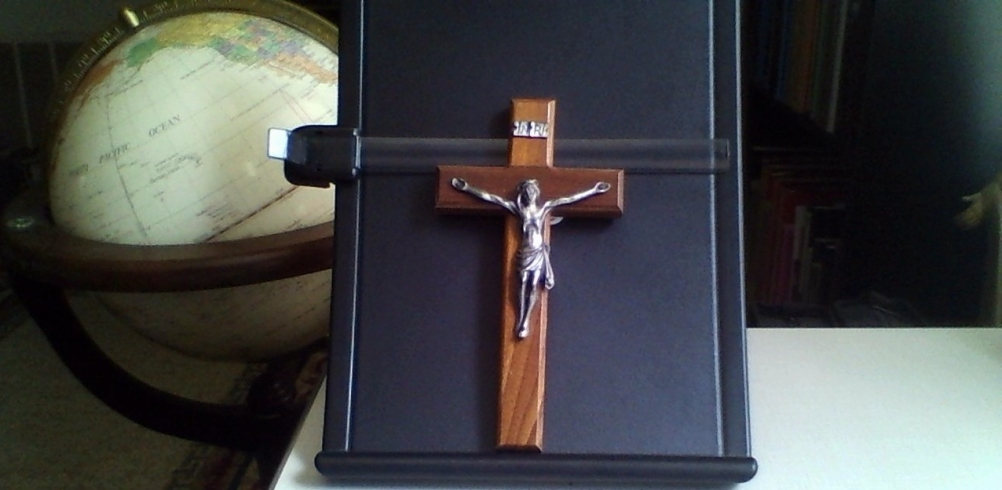 Crucifix III July 15, 2014