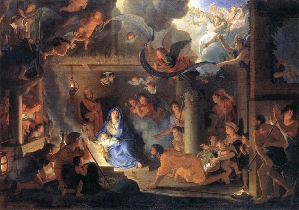 Adoration of the Shepherds 02