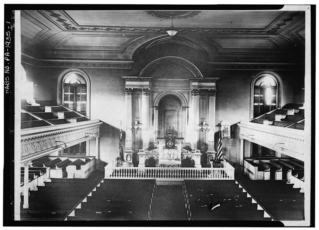 St. John's Lutheran Church, Philadelphia