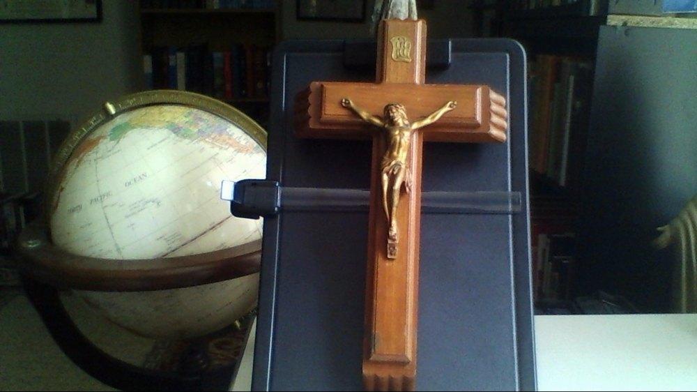 Crucifix I July 15, 2014