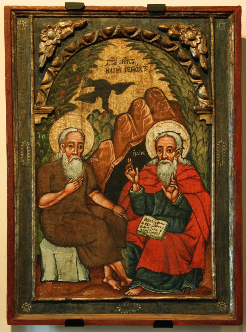 Elijah and Enoch