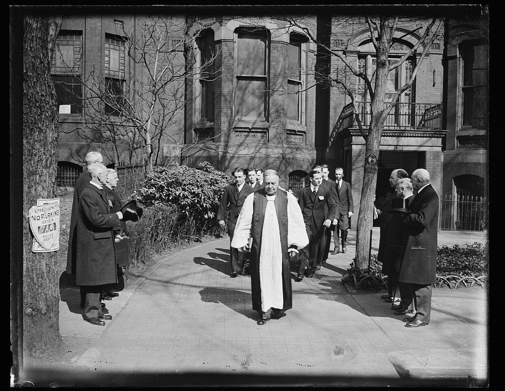 Funeral, 1931