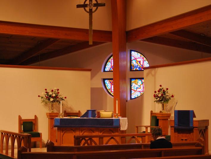 St. Simon's, Conyers