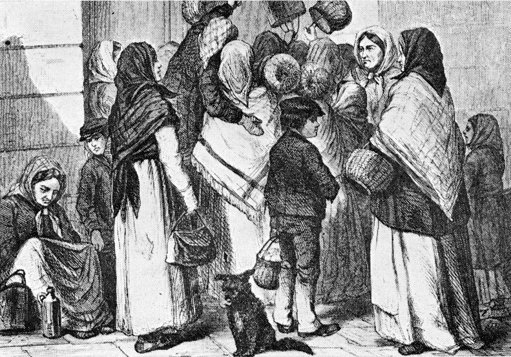 Beggars 1868