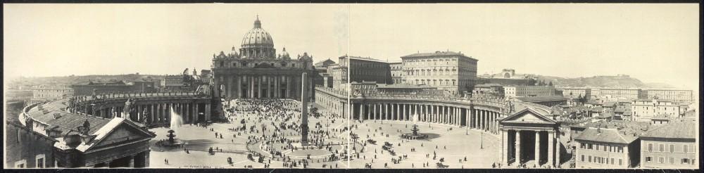 St. Peter's Basilica, 1909
