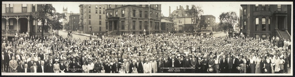 Sunday School Convention 1914