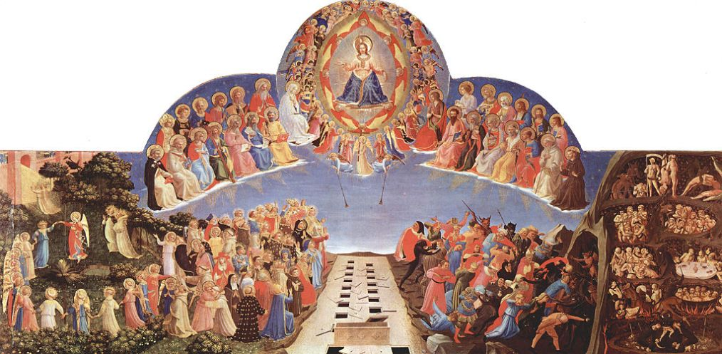 The Day of Judgment Fra Angelico