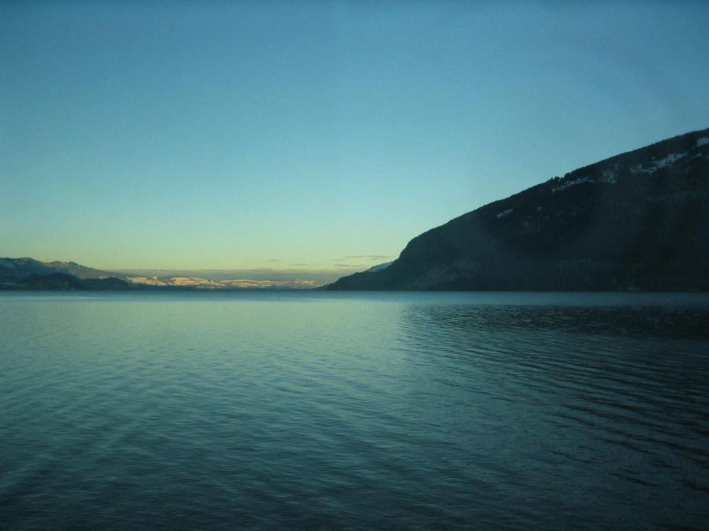 Lake Dusk