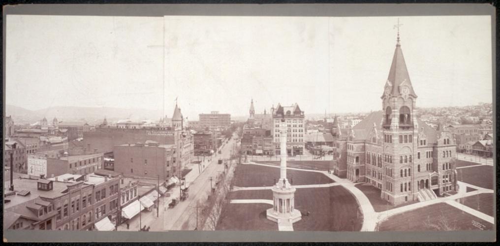 Scranton, Pennsylvania 1902