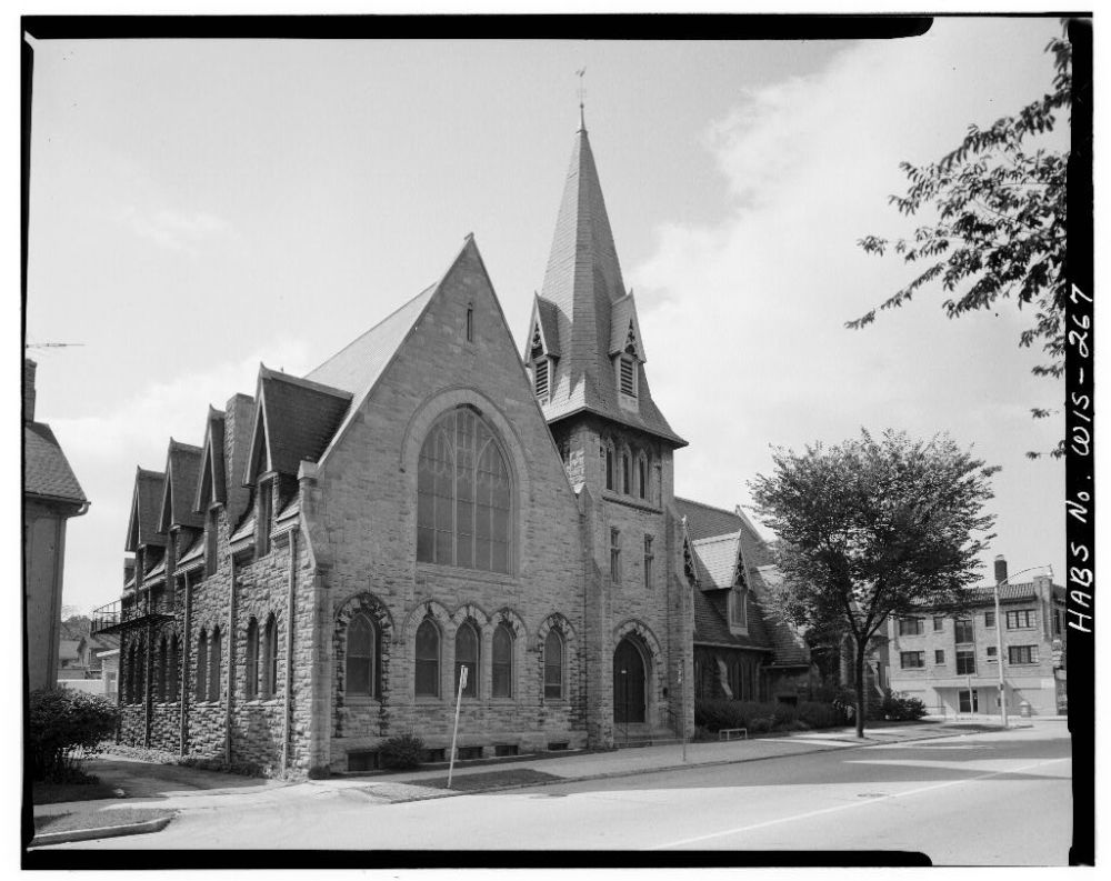 First Unitarian Church, Milwaukee