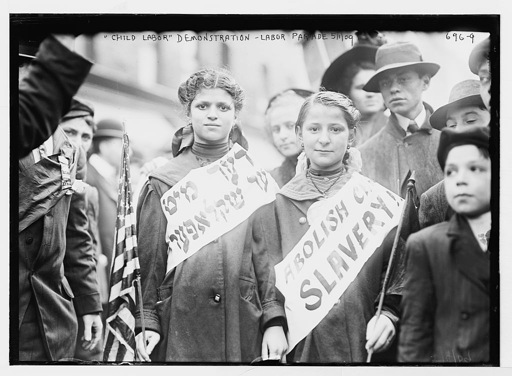 Child Labor Demonstration