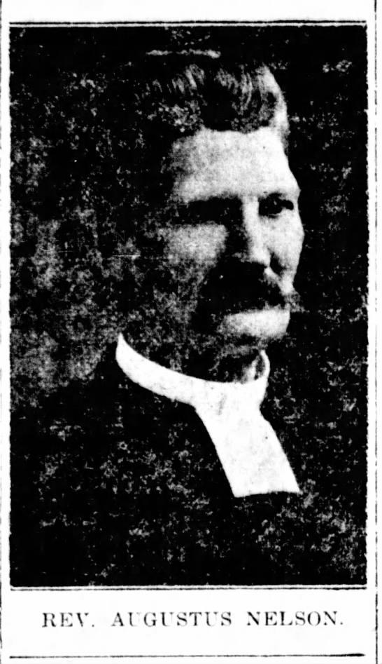 Augustus Nelson