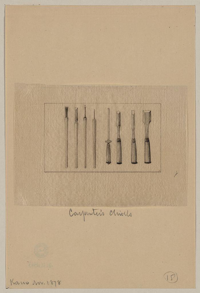 Carpenter's Chisels