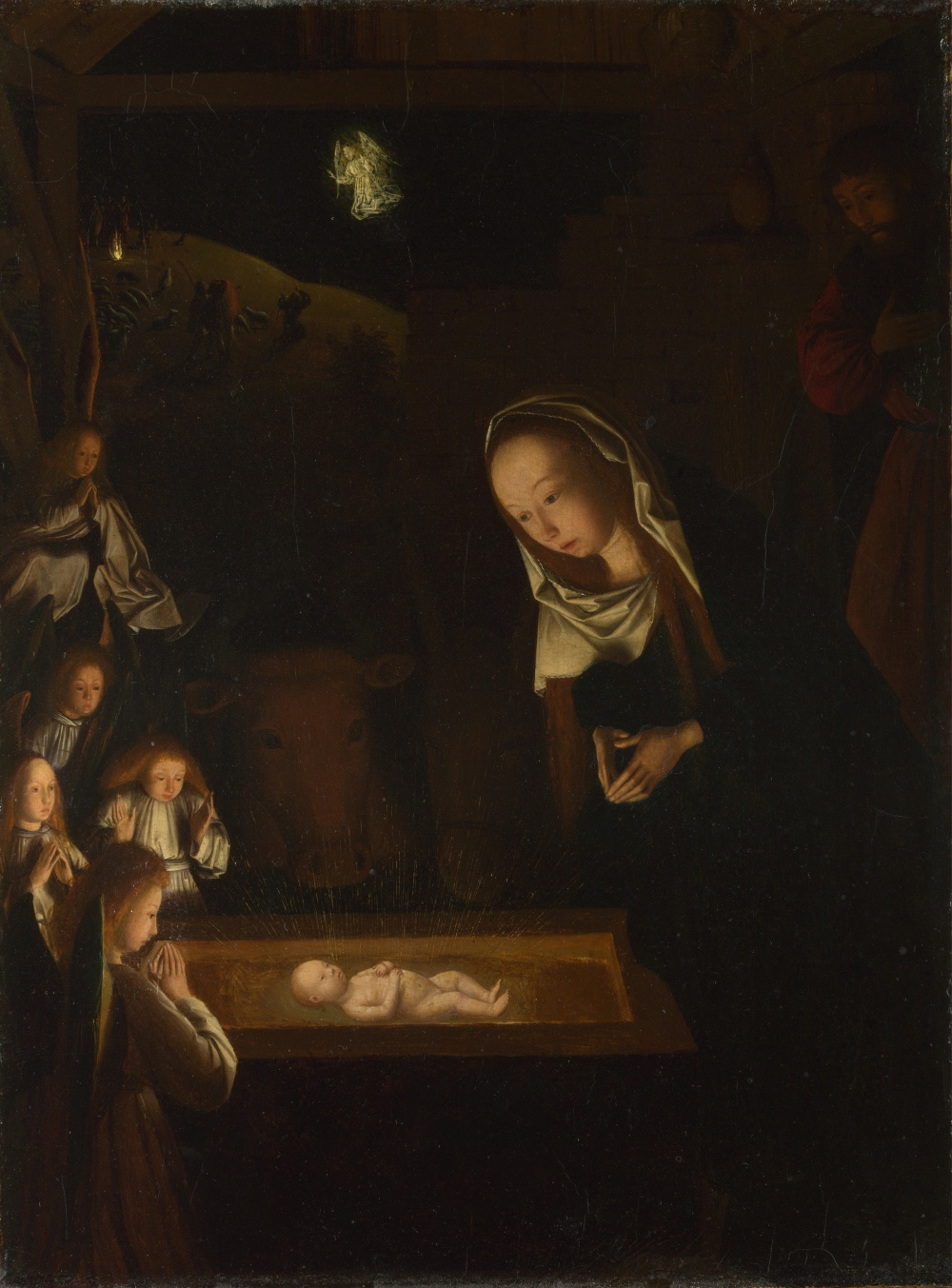 Nativity at Night