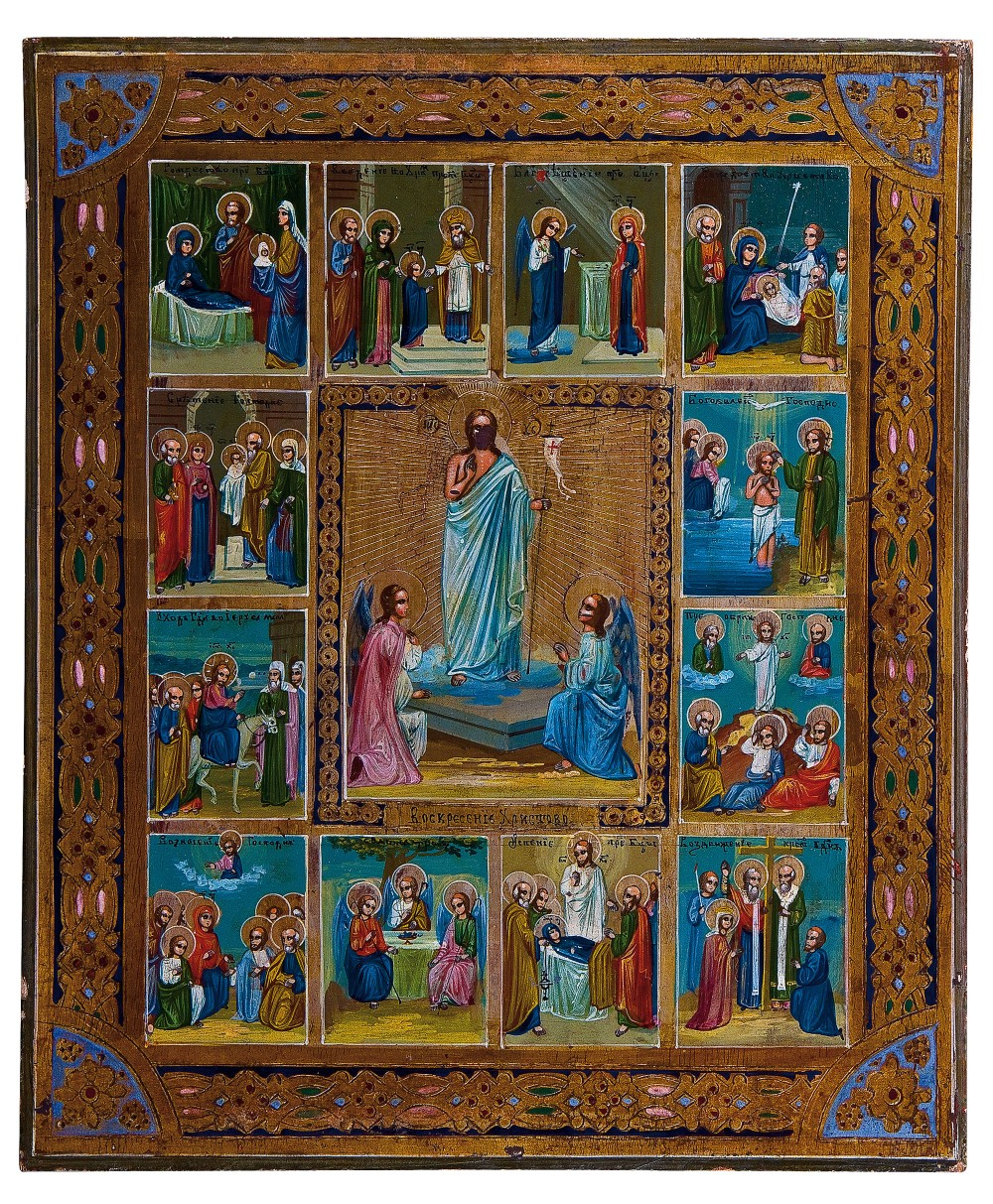 icon-of-the-resurrection-ii
